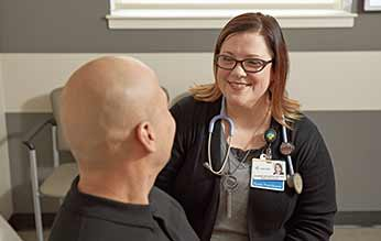 Why choose a nurse practitioner as your healthcare partner?