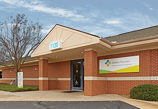 Goshen Physicians Center for Weight Reduction location, contact information and map.