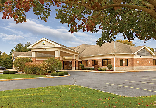 Goshen Surgery Center location, contact information and map.