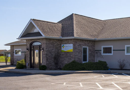 Goshen Physicians Family Medicine in Ligonier location, contact information and map.