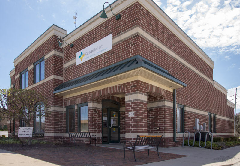 Goshen Physicians Family Medicine on Lincoln Avenue location, contact information and map.