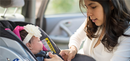 Join Goshen Health and Safe Kids on August 24 for free car seat safety inspections and installations.